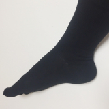 履きやすい シルク5本指ソックスの画像(6枚目)
