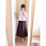 【titivate】キレイなAラインスカート♡の画像(1枚目)