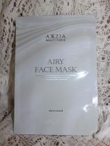 アクシージア ビューティーフォース『エアリーフェイスマスク』『バイタル リッチ エッセンス』の画像(2枚目)
