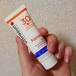 最近使ってる日焼け止め!肌に優しいからうれしい♡紫外線対策はマストですよね!#アルトラサン #ultrasun #敏感肌 #日焼け止め #monipla #ピルボックスジャパンファンサ…のInstagram画像