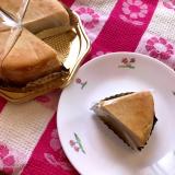 「ヘルシー!濃厚お豆腐ケーキ」の画像(1枚目)