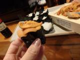 あまりに良すぎて 女将が握る勇寿司 at 天下茶屋の画像(5枚目)