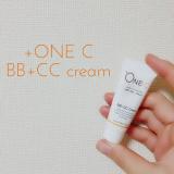 「+ONE C♡ BB+CCクリームミニ」の画像(5枚目)