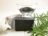 無添加手作り洗顔石鹸 「漆黒」の画像(8枚目)