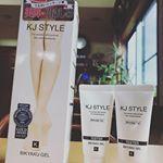 こんばんは(^^)いつもイイネやコメントありがとうございます♥️本日から#KJ STYLE BIKYAKU GEL(#KJスタイル美脚ジェル )200mL …のInstagram画像