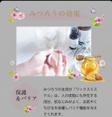 日本みつばちのみつろうで手作りハンドクリーム作り♪の画像(2枚目)