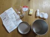 日本みつばちのみつろうで手作りハンドクリーム作り♪の画像(7枚目)