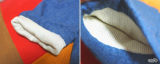 ☆ 株式会社山忠さん 冷えがちな足もとをシルクと綿がふんわり守る♪ 手元にも足元にも!冷房対策に!の画像(10枚目)