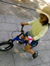 ☆ ディーバイクマスターVで、補助車なし自転車に乗れるようになろう! ☆の画像(7枚目)