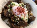 でらうみゃあ激旨名古屋名物~牛肉どて味噌煮丼~   aya' BLOGの画像(2枚目)