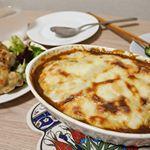 長崎五島ごとのレトルトカレーをカレードリアに🍛「なんにでもあうカレー」なので、ホワイトソースとチーズにもぴったり!!すごく美味しかった💕💕鯛で出汁をとったカレーだから、いつものカレーと違っ…のInstagram画像