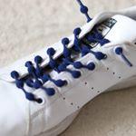 クールノット結ばなくてもいい靴ひもランニング中に靴ひもがほどけると危ないですこの靴ひもなら、結ばないのでほどけることはありません等間隔に、丸い塊がついていて、紐の穴に引っかかっ…のInstagram画像