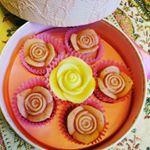 #メサージュドローズ  #messagederose #ミニヨンクレール #mignonclair  #薔薇のチョコレート  #gift #rose  #贈り物  #ハンター製菓  #チョコレートショ…のInstagram画像