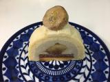 「焼きバナナとリュバーブのロール(੭ु ›ω‹ )੭ु⁾⁾♡」の画像(6枚目)