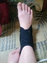 まだ早いじゃなく今から、エイダーで足首サポーターで負担を減らす生活!の画像(6枚目)