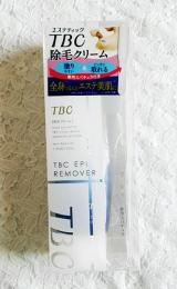 TBC  エピリムーバー〈除毛クリーム〉の画像(1枚目)