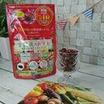 楽天市場でも人気のサプリ、からだのレシピさんの生酵素シリーズ。いろんな生酵素サプリが出ていますが、その中から【生酵素とトマト】を飲んでいます。ほんのり赤っぽいサプリです。これ、トマト嫌…のInstagram画像
