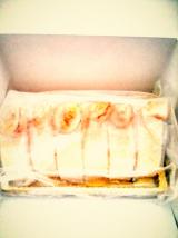 「☆動物性原料不使用「焼きバナナとリュバーブのロール」☆」の画像(4枚目)
