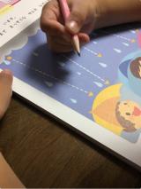 おうちレッスンシリーズ 「はじめてのおうちレッスン」「たのしいめいろ」モニターの画像(8枚目)