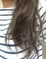 「パサ髪→艶髪に即チェンジ♡梅雨や真夏の紫外線もOK/大島椿 ヘアクリーム」の画像(3枚目)