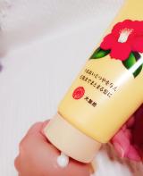 「パサ髪→艶髪に即チェンジ♡梅雨や真夏の紫外線もOK/大島椿 ヘアクリーム」の画像(2枚目)