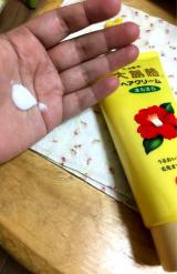 「梅雨・紫外線対策には大島椿 ヘアクリーム さらさら♡」の画像(7枚目)