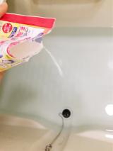 お風呂でお手軽ケア♪スッキリ素肌へ♡毛穴撫子 重曹つるつる風呂の画像(3枚目)