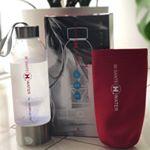 空気清浄機&アロマ&LED で癒し尽くし更にデザインもgood✨な #マジックボール でお馴染みの  #antibac2K さんより発売中な水素水生成機 #ビサンテ H ウォータータン…のInstagram画像