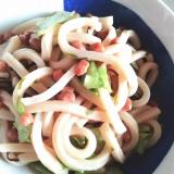 今日は納豆の日だから納豆を食べてみたけれど、本当は揚げ物が食べたくて仕方がないのだの画像(1枚目)