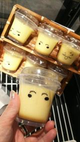 うめだ阪急で新町『食とリズムと』&このプリンかわいい!at ルクアの画像(5枚目)