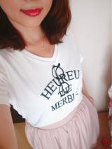 楽チン♡Tシャツコーデの画像(2枚目)