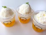 「夏休みのおやつに♪アニマル柄カップでキュート♡ 冷んやりゼリーONアイス」の画像(3枚目)