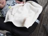 よだれ小僧が大好きなオーガニックコットンタオル&スタイの画像(2枚目)