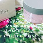 ローズアロマの香りが癒されるクレンジングバーム❤︎ #ROSELABO #スキンケア #食べられるバラ #エディブルローズ #女子力アップ #ナチュラルコスメ #ローズラボ #24ROSE #moni…のInstagram画像