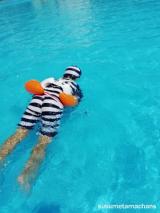 ドイツ発!泳ぎの基礎を身につけることができる浮き輪!!の画像(3枚目)