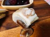 「MacrobioticSweets 焼きバナナとリュバーブのロールケーキ」の画像(11枚目)