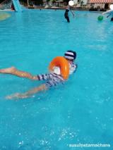 ドイツ発!泳ぎの基礎を身につけることができる浮き輪!!の画像(4枚目)