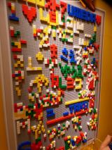 「【LEGO】国内最大規模の大阪レゴストア!実際乗れる3Dレゴも!!」の画像(3枚目)