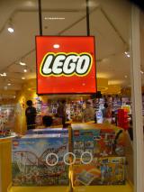 「【LEGO】国内最大規模の大阪レゴストア!実際乗れる3Dレゴも!!」の画像(1枚目)