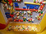 【LEGO】国内最大規模の大阪レゴストア!実際乗れる3Dレゴも!!の画像(4枚目)