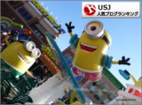 「【USJ】9/2(日)までフラダンサーミニオンバケツでポップコーン食べ放題!!」の画像(5枚目)