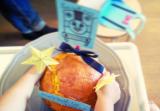 誕生日にキャロットケーキを手作りの画像(1枚目)