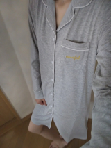 美シルエットなワンピースパジャマで質の良い睡眠を♡の画像(11枚目)