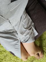 美シルエットなワンピースパジャマで質の良い睡眠を♡の画像(9枚目)