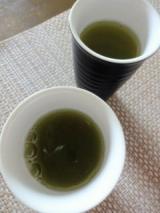 「荒畑園の自慢の上級深むし茶3煎」の画像(7枚目)