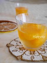 *涼しさを感じるボヘミアガラスの茶器~冷茶グラス デザートカップモール*の画像(2枚目)