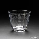 *涼しさを感じるボヘミアガラスの茶器~冷茶グラス デザートカップモール*の画像(6枚目)