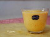 *涼しさを感じるボヘミアガラスの茶器~冷茶グラス デザートカップモール*の画像(3枚目)