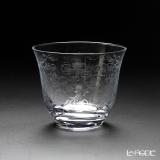 *涼しさを感じるボヘミアガラスの茶器~冷茶グラス デザートカップモール*の画像(5枚目)