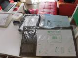取っ手付き持ち運べるファイルボックスなど文具セット☆モニター当選の画像(1枚目)